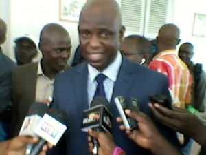 Mansour Faye, maire de Saint-Louis avec 57 voix des 67 conseillers