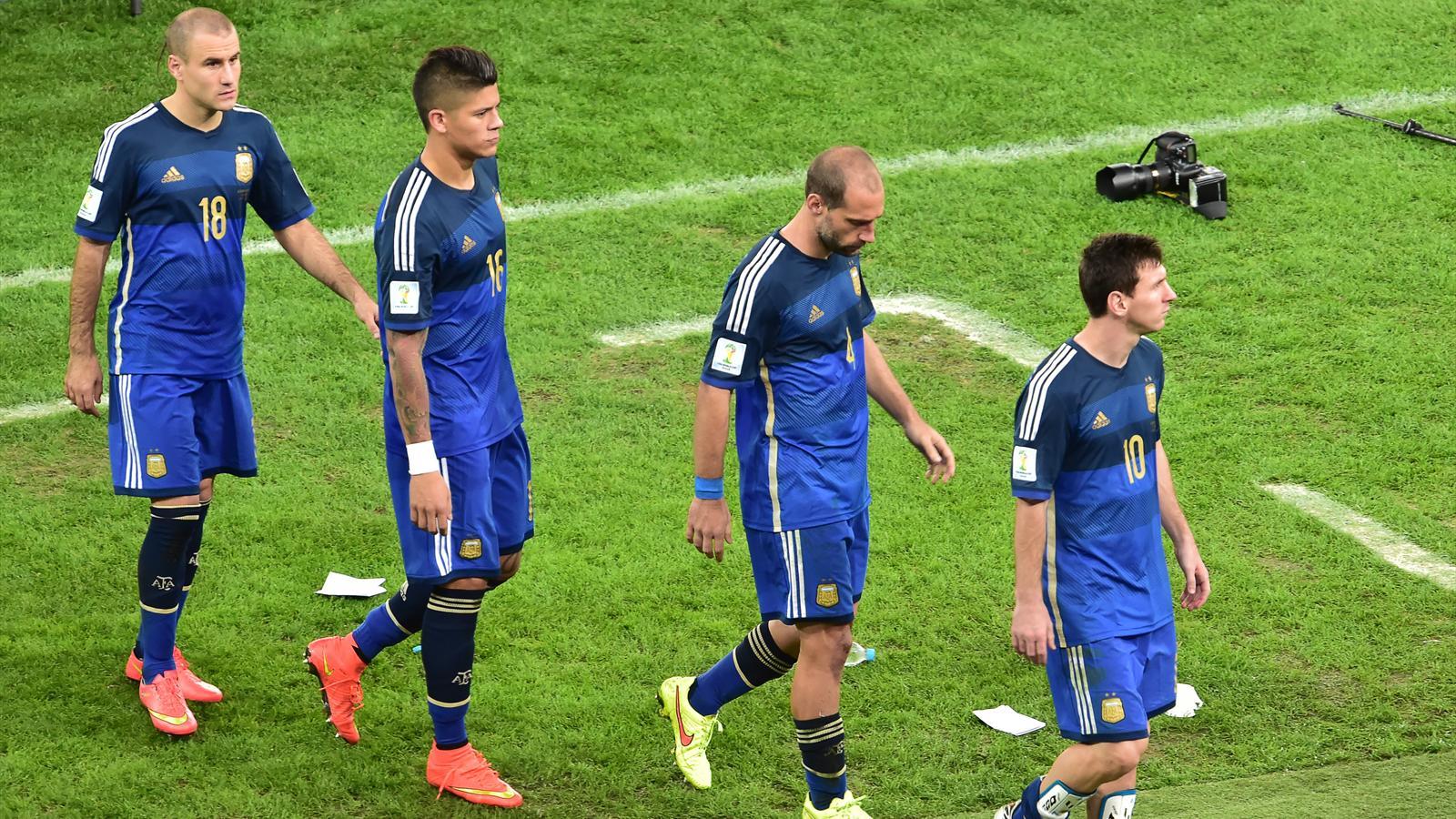 L'Argentine n'a pas fini de regretter ses occasions à jamais perdues