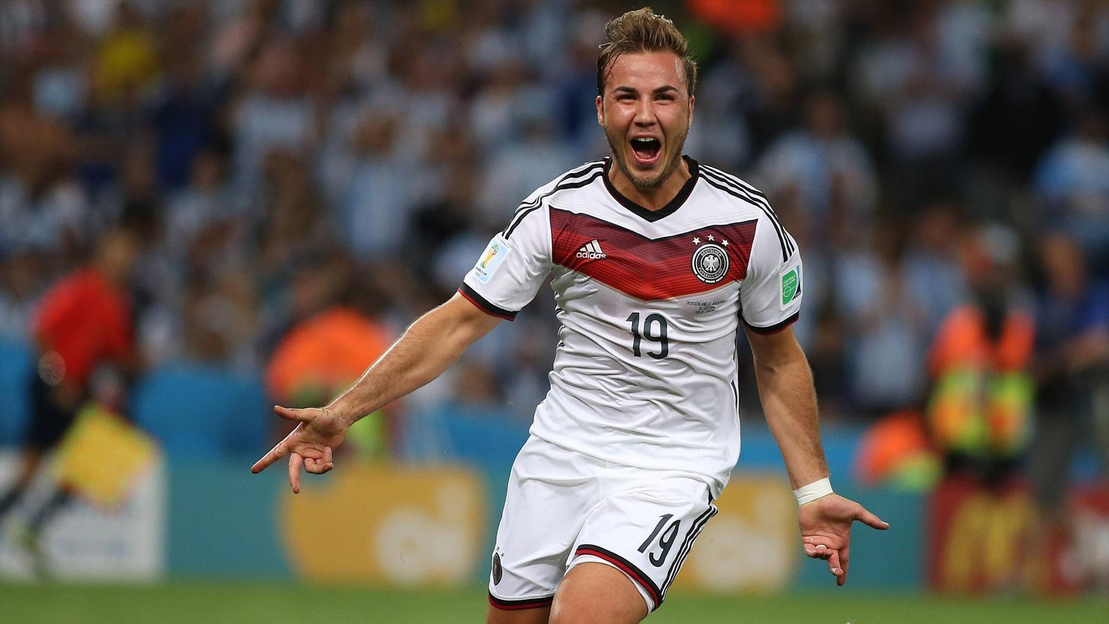Finale Coupe du monde 2014 - Comment Joachim Low a motivé Mario Götze