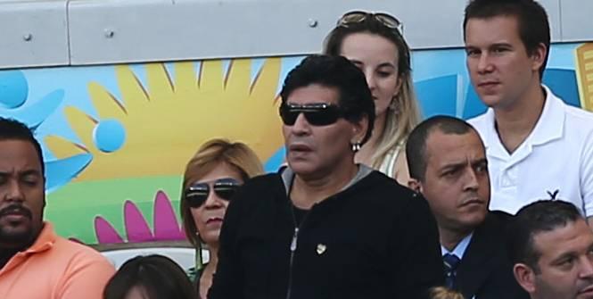 Maradona flingue le titre de Messi