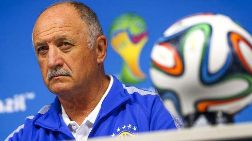 Officiel- Brésil : Luiz Felipe Scolari quitte son poste !