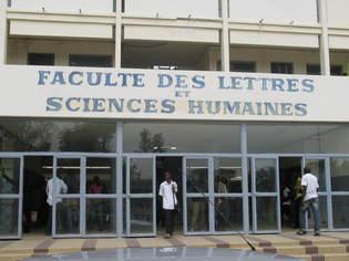 Actes de vandalisme à la Fac des Lettres UCAD, le doyen accuse le « master pour tous »