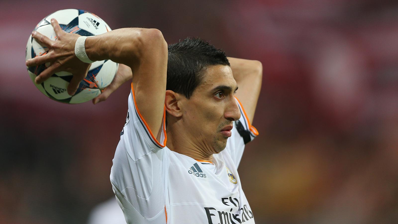 Transferts : Angel Di Maria (Real Madrid) s'est-il servi du PSG ?