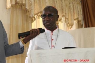 Pour le Cardinal Sarr, « faire preuve de bonne foi » est indispensable à la promotion de l'excellence de l'Ecole Catholique