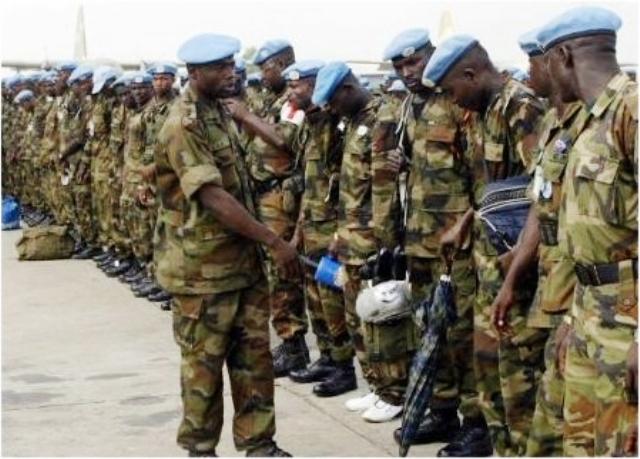 Babacar Gaye du Sénégal nommé chef de la mission Multidimensionnelle intégrée des nations unies en république centrafricaine (minusca)