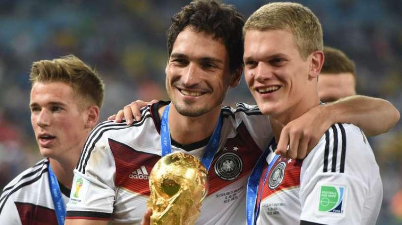 Officiel : le Borussia Dortmund recrute un champion du monde