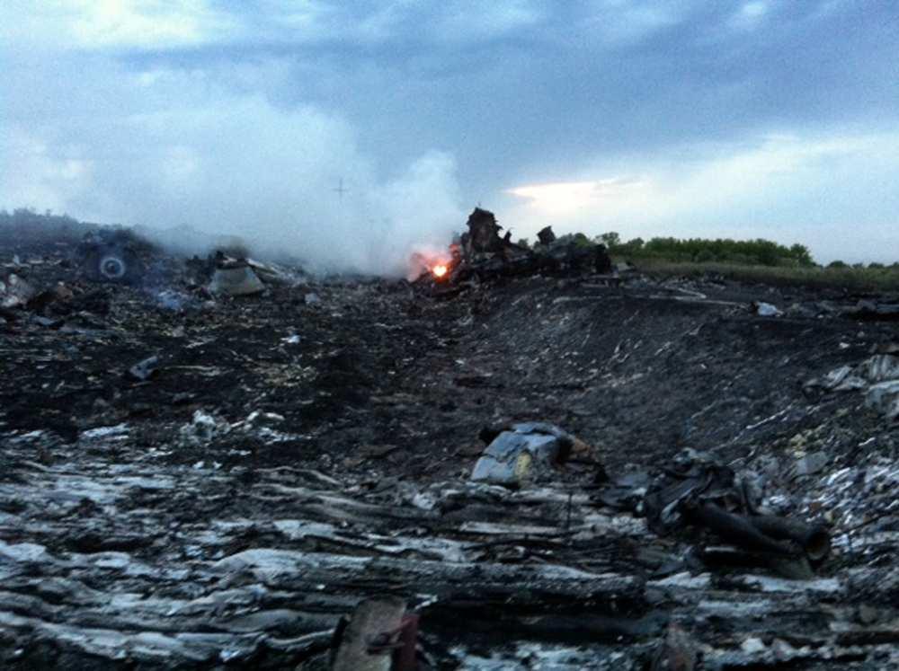 Vol MH17 : un enregistrement accablant pour les séparatistes