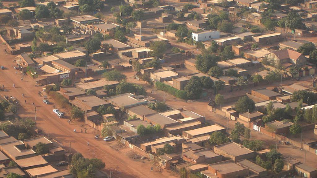 Vue aérienne de Ouagadougou. Wikimedia/kyselak