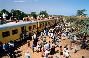 Guinguinéo sur les rails dans les 5 prochaines années, selon le conseil départemental