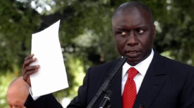 Mairie Thiès: Idrissa Seck choisit Talla Sylla mais en prend pour son grade