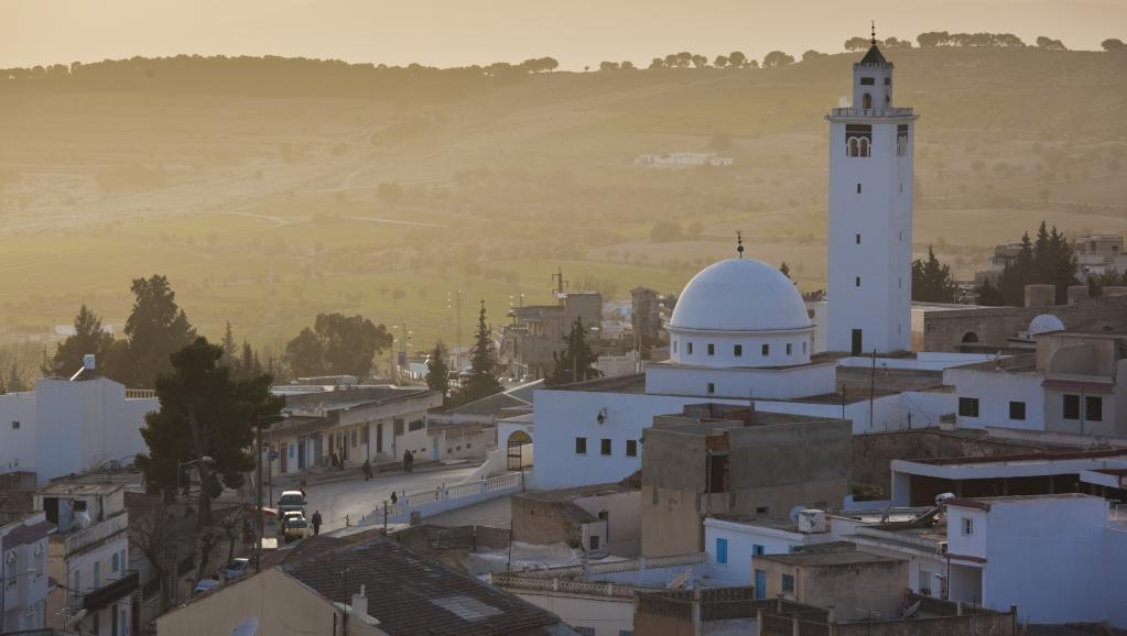 La mosquée du Kef en Tunisie. Gettyimages