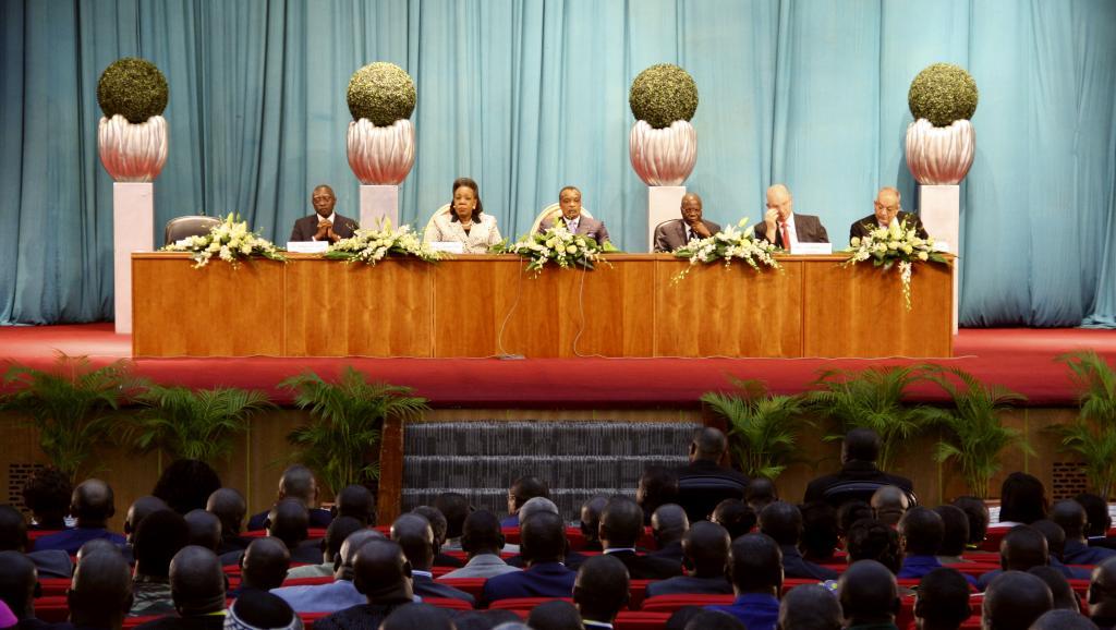 A Brazzaville, les négociations sur la Centrafrique suspendues