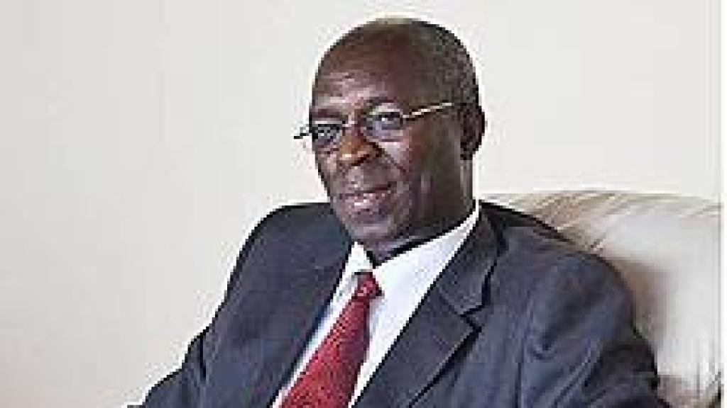 Le nouveau Premier ministre rwandais Anastase Murekezi.
