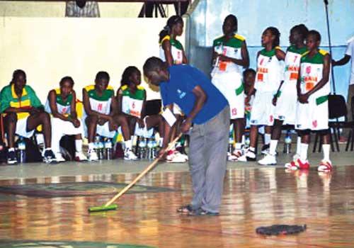 L'Afrobasket 2014 : le Sénégal convoite l'honneur, suspend sa participation restitue ses 2 trophées