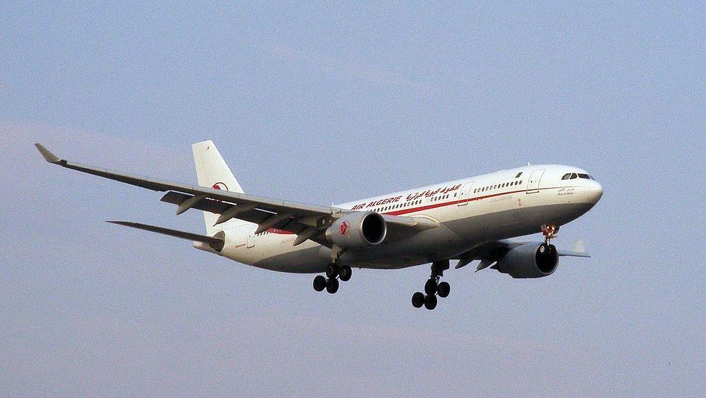 Un A330 de la compagnie Air Algérie. Wikimedia