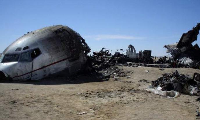 Dernière minute: L'avion algérien disparu s'est écrasé au Niger (TV)