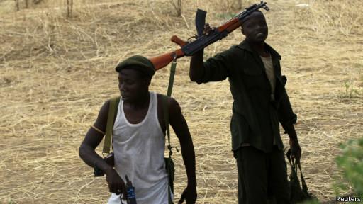 Les combats entre les fidèles de Machar et ceux de Kirr ont fait des milliers de morts