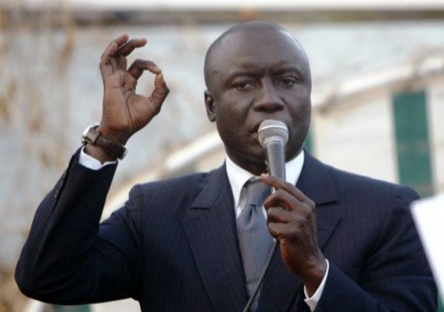 Idrissa Seck rend les honneurs de son investiture et propose la construction d'une alternative au régime en place