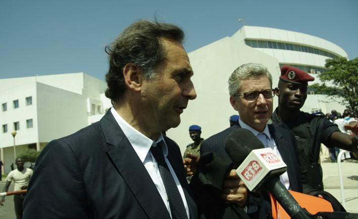 Me Olivier Sur- Avocat de Karim Wade : «  Le procès est mal parti… ça part dans tous les sens »