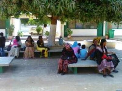 Le Forum Social des Jeunes Catholiques du Sénégal dote l'hôpital des enfants Albert Royer de Fann d'une salle d'attente