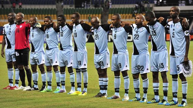 Qualifications CAN 2015 : Le Botswana complète le Groupe  du Sénégal