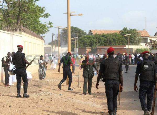 Direct du procès - Arrivée de Karim, la bagarre évitée de justesse, les gendarmes dépassés