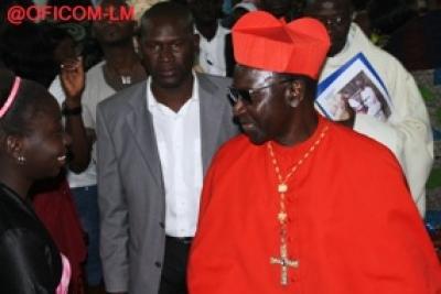 Grand concert marial d'orgue et de chant choral présidé par le Cardinal Sarr, le dimanche 10 août