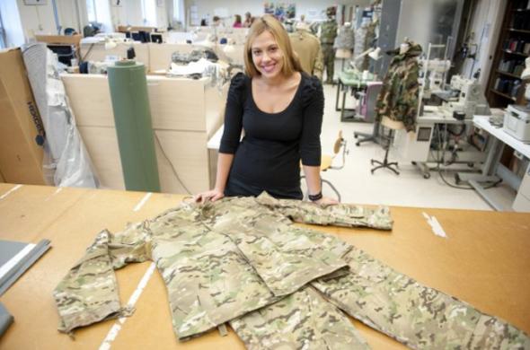 Les futurs soldats américains pourraient porter des vêtements et des capteurs portables, le tout imprimé en 3D