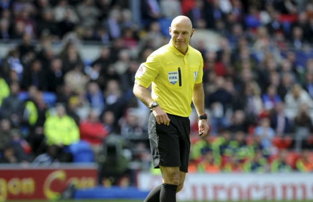 Howard Webb prend sa retraite