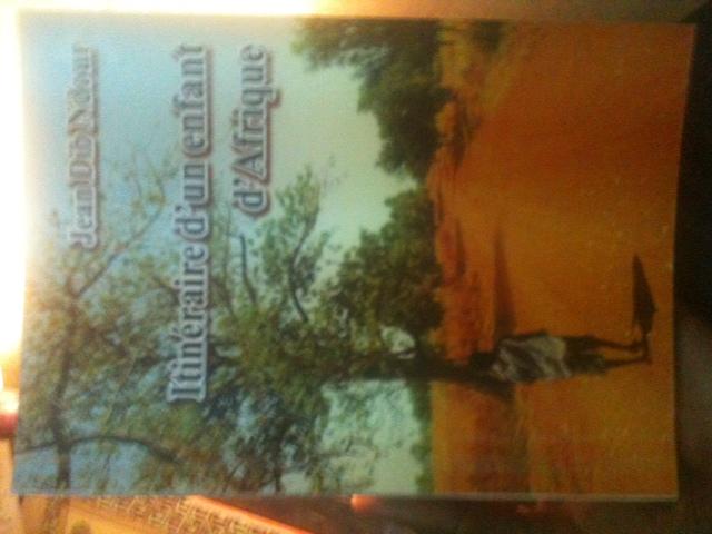 « Itinéraire d'un enfant d'Afrique »: Jean Dib Ndour sur les traces de Senghor ?