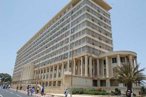 """Le """"Building"""" déménage, un budget 60 milliards pour refaire le symbole de l'administration"""