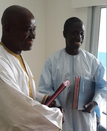 Le Sénégal au point de la technologie pour facturer les redevances maritimes et assouplir les démarches