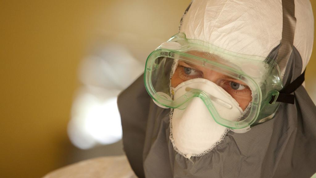 Kent Brantly, l'un des deux médecins américains auxquels le sérum expérimental a été injecté. REUTERS/Samaritan's Purse/Handout via Reuters