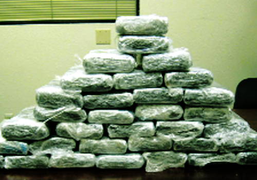 14 sacs de 50 Kg de drogue saisis dans une pirogue à Yoff