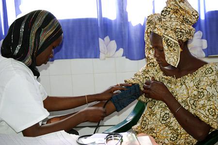 La Santé au Sénégal passionne la Fondation américaine Bloomberg Philantropies