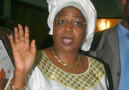 Panique à l'Ebola: Eva Marie Coll Seck en visite à Matam