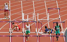Athlétisme-Championnats d'Afrique : Mamadou Gueye au triple saut et Moussa Dembélé aux 100m haies en finale