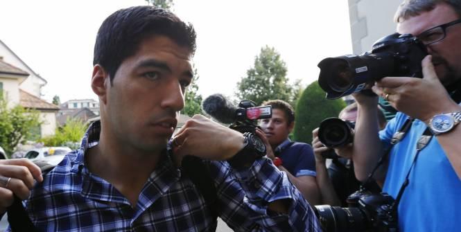 Barca-Suspension : Suarez édifié sur son sort, jeudi à 15 heures