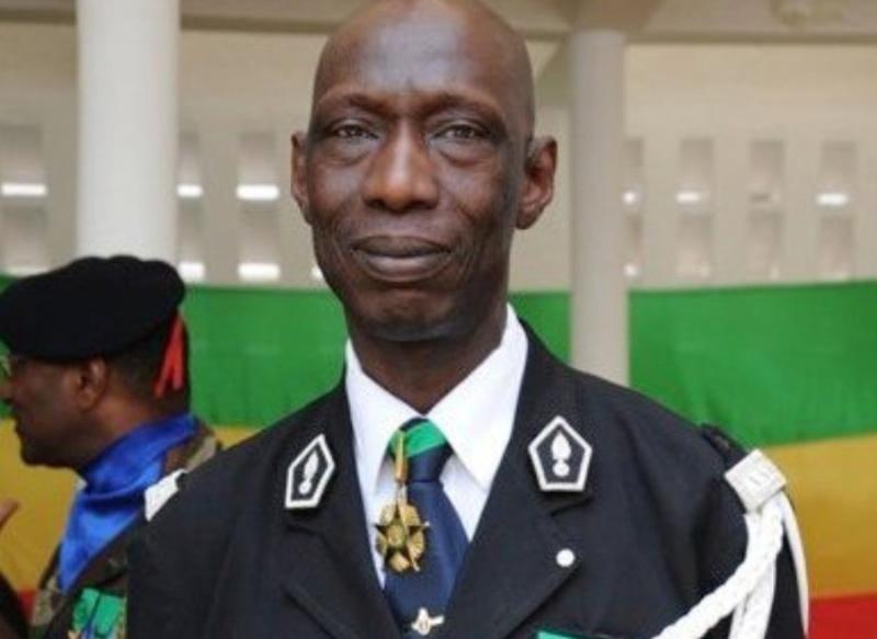 C'est effectif: Colonel Ndao mis aux arrêts, il est dans une cellule de la Caserne Samba Diéry Diallo