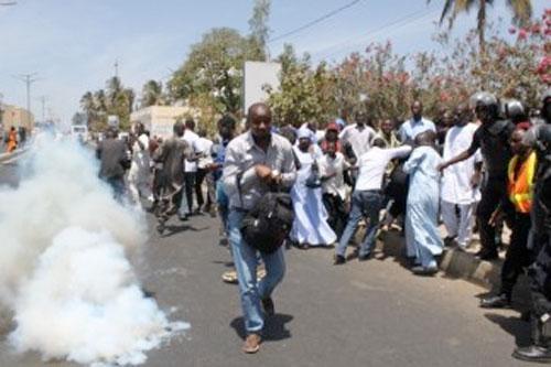 UCAD : Front de contestation pour paiement des bourses