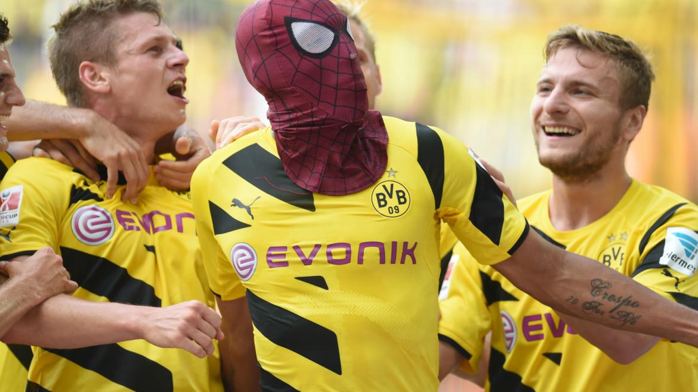 Pierre-Emerick Spiderman est de retour