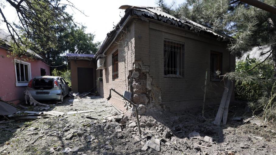 Ukraine : les combats ont fait 74 morts ces trois derniers jours dans la région de Donetsk