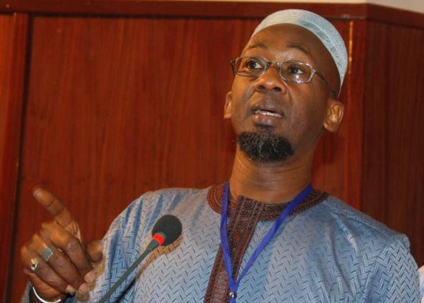 """""""Le Président doit mettre fin aux fonctions de Mary Teuw Niane et Abdoulaye Daouda Diallo"""", SAES"""
