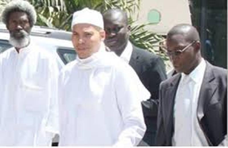 Procès Karim-« Tout semble être fait pour tordre la main à la justice », Me El Hadji Amadou Sall