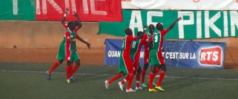 Finale Coupe du Sénégal : L'As Pikine s'offre un doublé historique