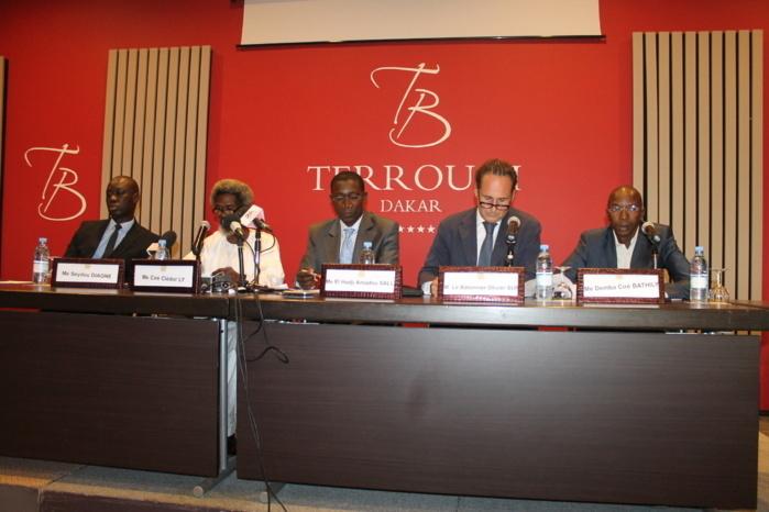 Collectif des Avocats de Karim Wade: « L'Etat du Sénégal instrumentalise la justice à des fins politiques… »