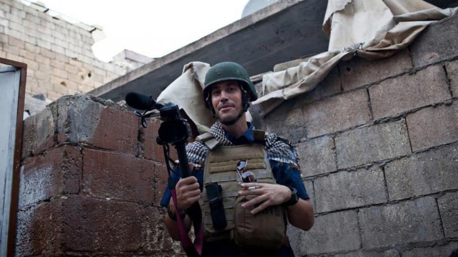 Le bourreau du journaliste américain décapité pourrait être britannique
