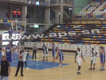 Basket-Préparation Mondial 2014 : « Les lions » se ressaisissent