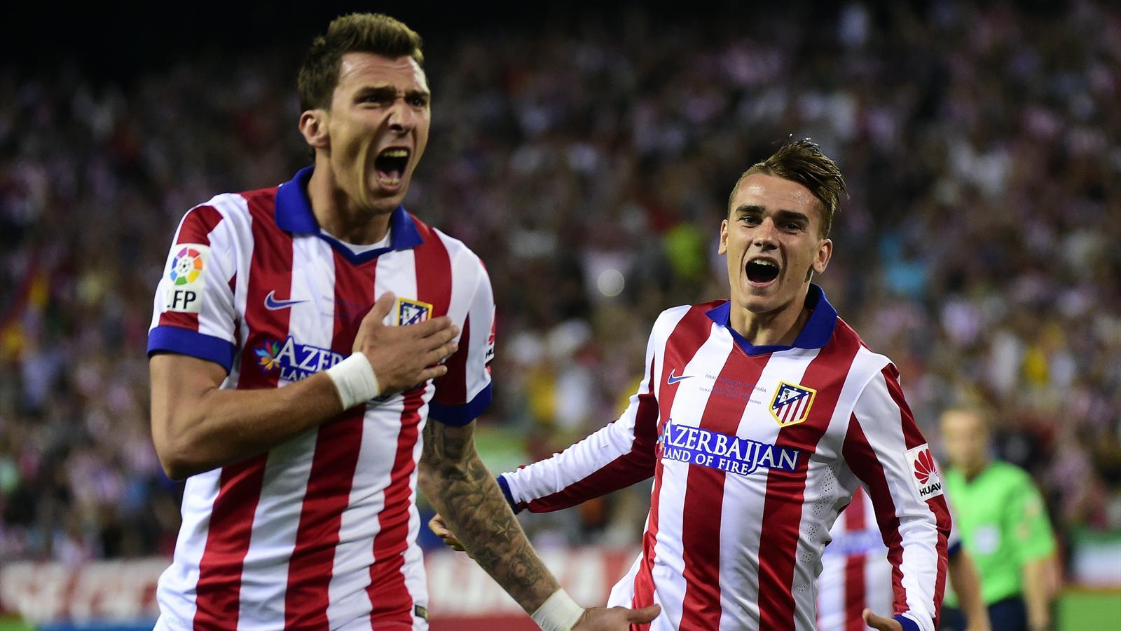 Supercoupe d'Espagne 2014 : Cette fois, c'est l'Atlético qui s'offre une Coupe