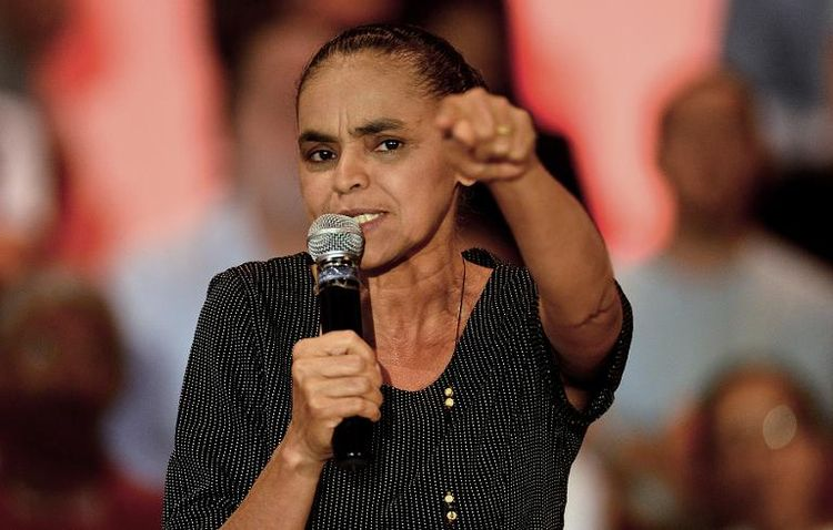 Présidentielle au Brésil : la candidature de Marina Silva menace Dilma Rousseff